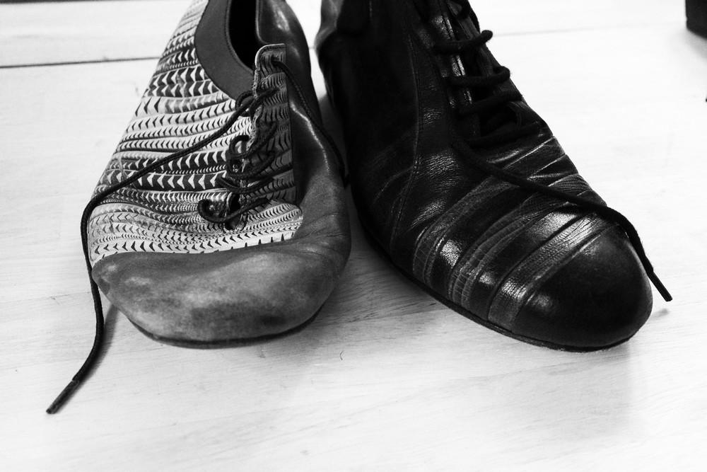 Bal des pieds gauches